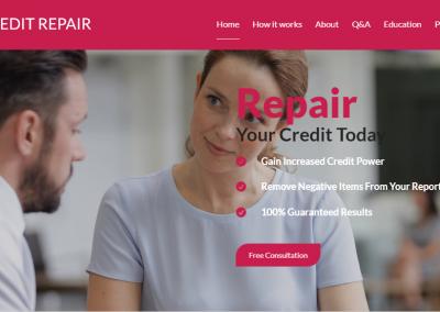Your Credit Repair sample 10