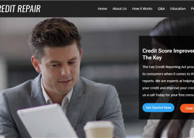 Your Credit Repair sample 11