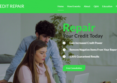 Your Credit Repair sample 15