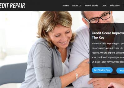 Your Credit Repair sample 3